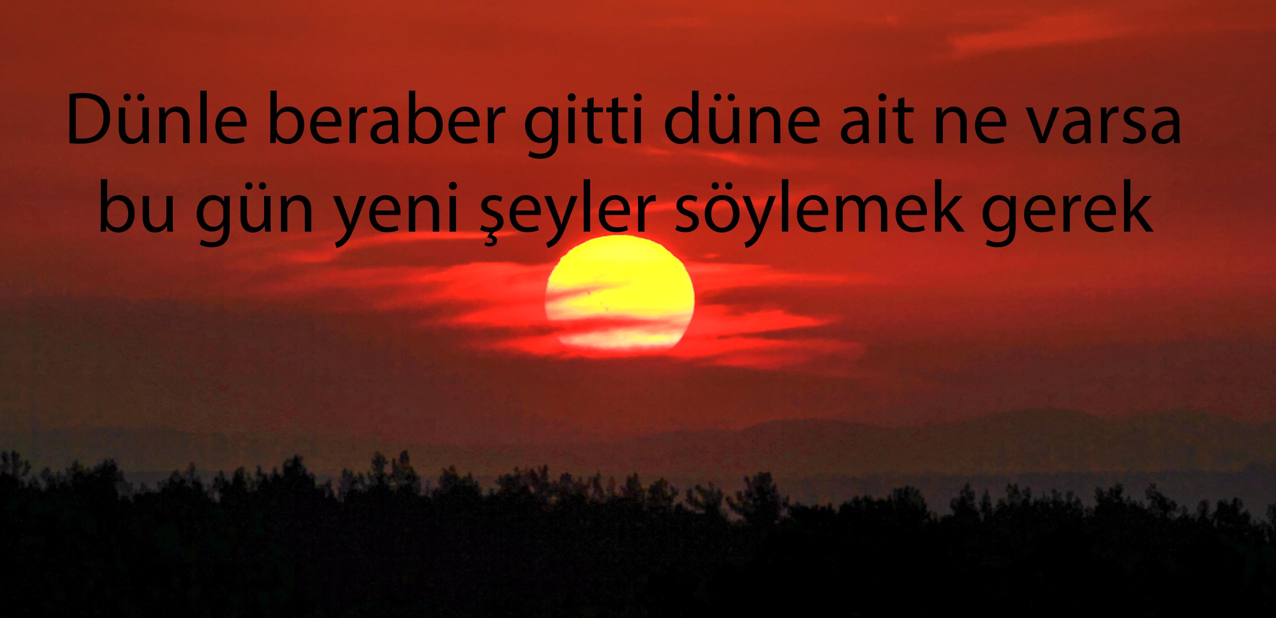 Güneşin batışı1