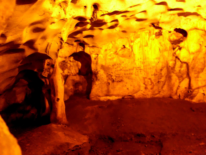 Antalya karain mağarası0605